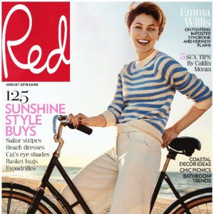 RED August Atzaro cover